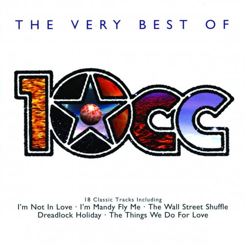 10cc-The Very Best Of 10cc and Godley & Creme