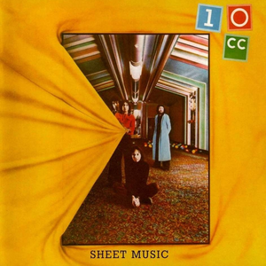 10cc sheet-music