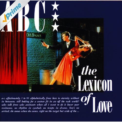 ABC-The Lexicon Of Love (1982)