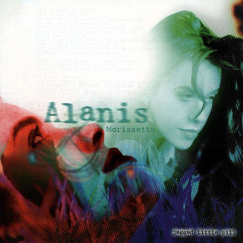 Alanis Morissette-Jagged Little Pill (1995)