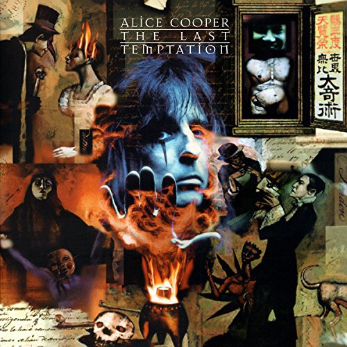 Alice Cooper-The Last Temptation (1994)