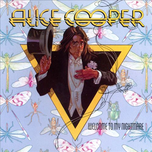 Alice Cooper-Welcome To My Nightmare (1975)
