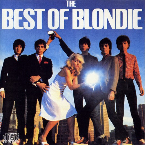 Blondie-The Best Of Blondie (1983)