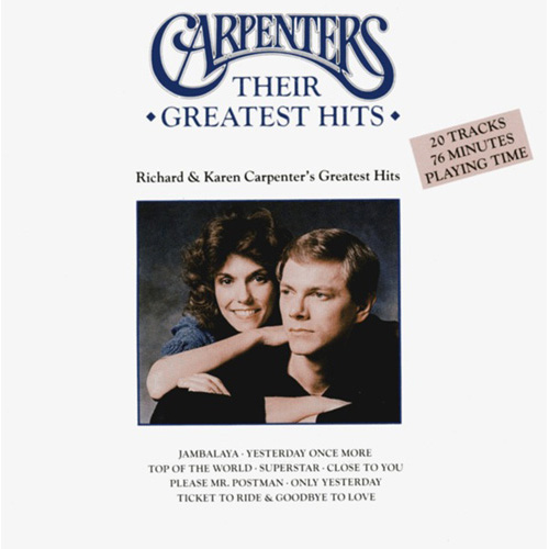 Carpenters-Their Greatest Hits (1990)