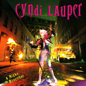 cyndi-lauper a-night-to-remember