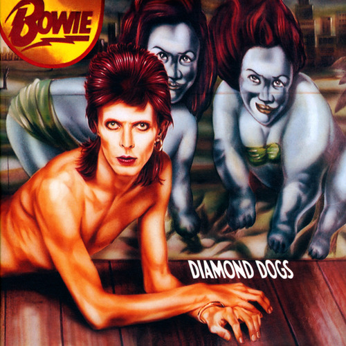 David Bowie-Diamond dogs (1974)