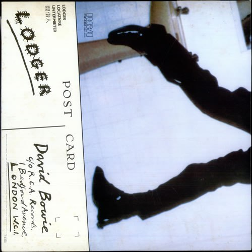 David Bowie-Lodger (1979)