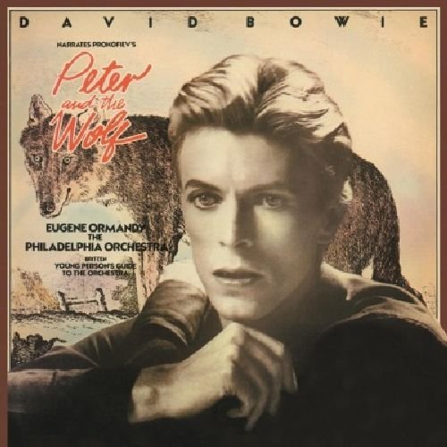 david bowie-peter and the wolf