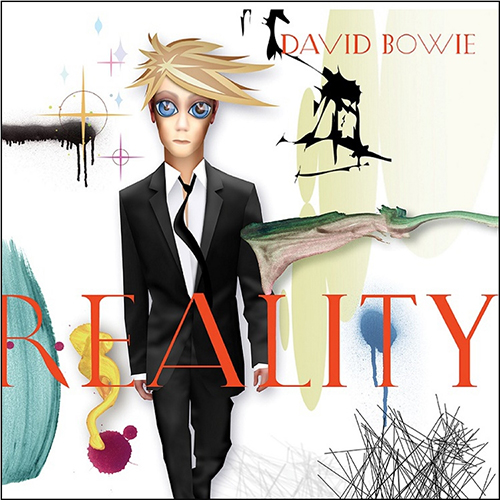 David Bowie-Reality disc 2 (2003)