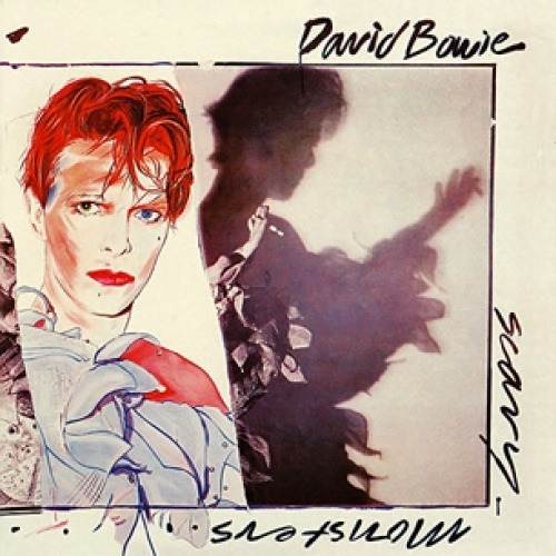 David Bowie-Scary Monsters (1980)