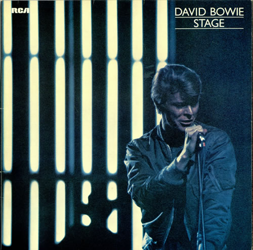 David Bowie-Stage (Disc 1) (1978)