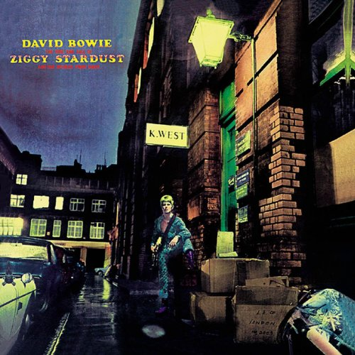 David Bowie-The Rise And Fall Of Ziggy Stardust And The Spiders From Mars (1972)
