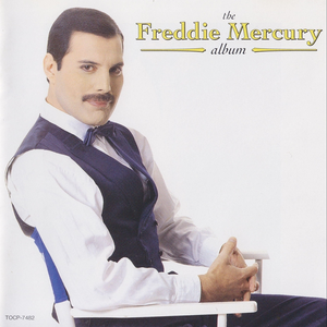 freddie-mercury the-album