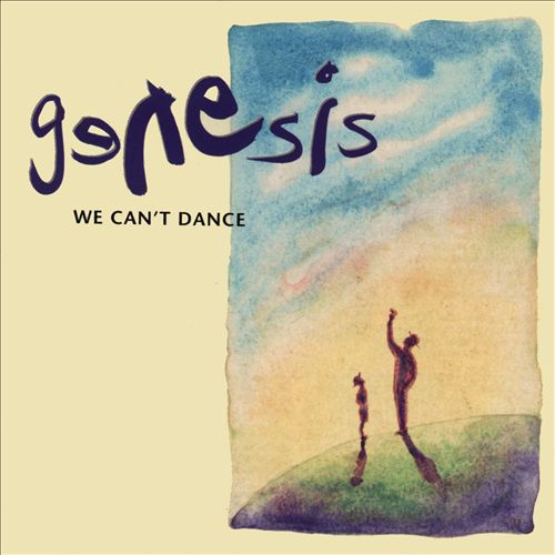 genesis-we can't dance