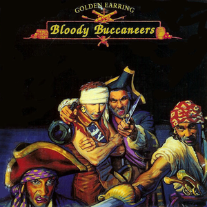 golden-earring bloody-buccaneers