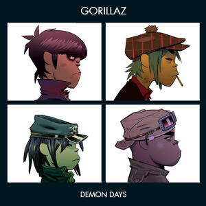 gorillaz demon-days