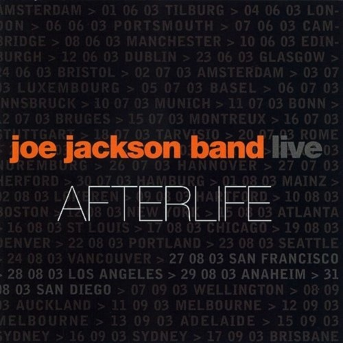 Joe Jackson-Volume 4 bonus live CD (2003)