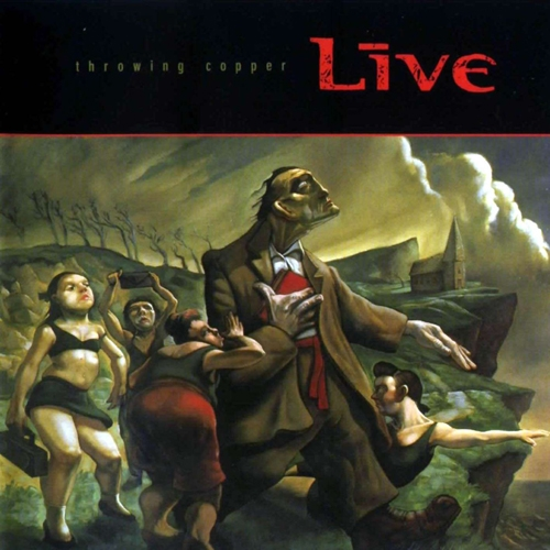 Live-Throwing Copper (1994)