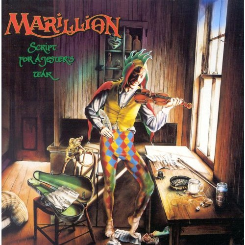marillion-script for a jesters tear