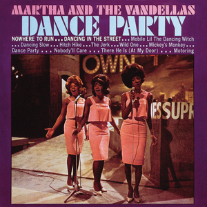 martha-and-the-vandellas dance-party