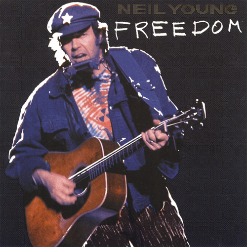 Neil Young-Freedom (1989)