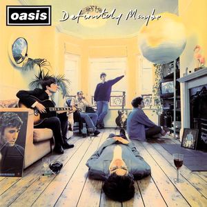 oasis definitely-maybe