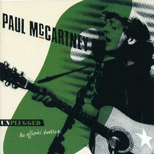 paul mc cartney-unplugged