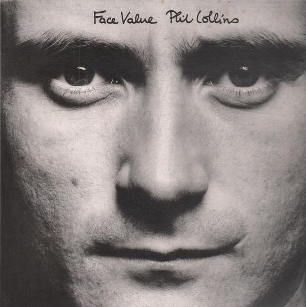 Phil Collins-Face Value (1981)