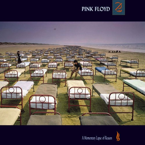 Pink Floyd-A Momentary Lapse of Reason (1987)