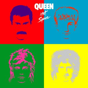 queen hot-space