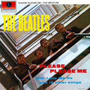the-beatles please-please-me