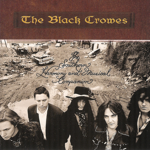 the-black-crowes the-southern-harmony-and-musical-companion