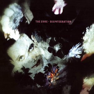 the-cure disintegration