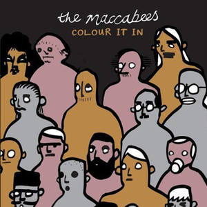 the-maccabees colour-it-in