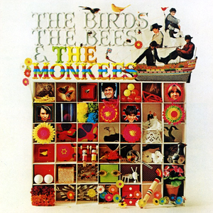 the-monkees the-birds-the-bees-and-the-monkees