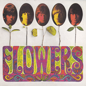 the-rolling-stones flowers